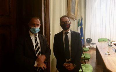Incontro tra il Ministro della Giustizia e le Parti Sociali: l'Avv. Roberto Zappia per Confimprese Italia