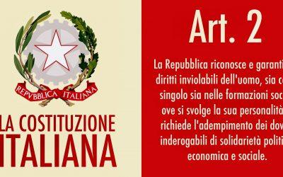 Contratto di locazione commerciale ed emergenza Covid: il Tribunale di Roma applica l'art. 2 della Costituzione