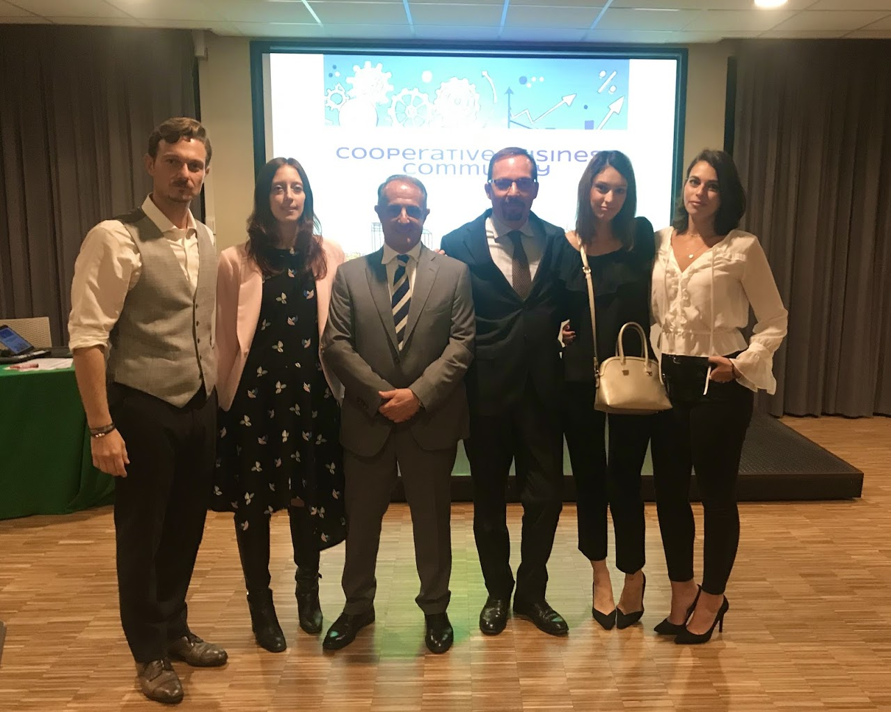 Cooperative Business Community Team
